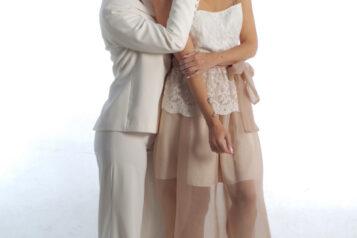 Bodas LGTB: trajes para las novias LGTB