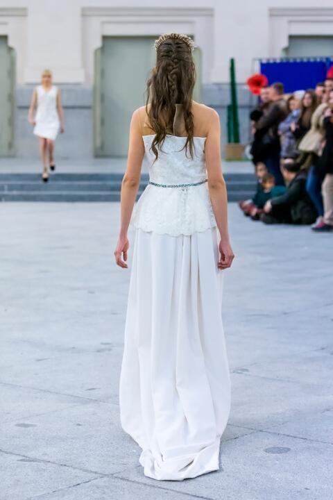 vestido de novia a medida madrid valérie moreau