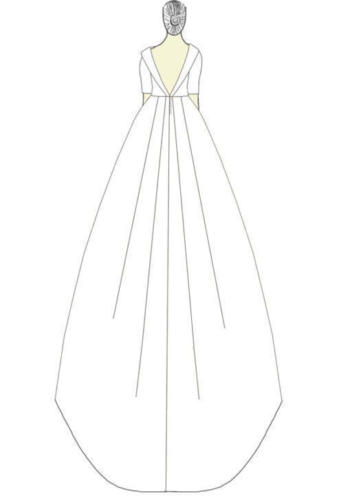 ventajas de un vestido de novia a medida