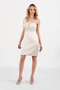 vestidos de novias cortos sencillos