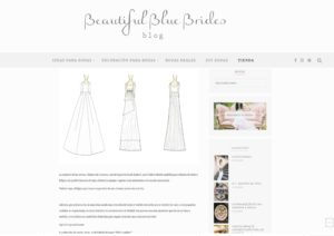 vestido de novia madrid