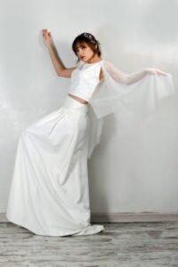 trajes de novias elegantes