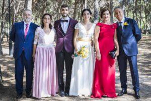 vestido de novia a medida madrid y vestido de madrina a medida madrid