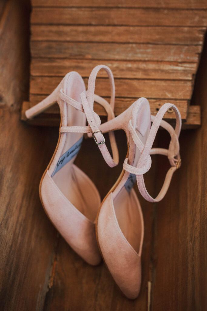 zapatos y vestidos de novias en madrid