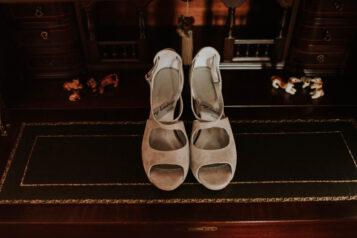 Los zapatos de novia de Jorge Larrañaga