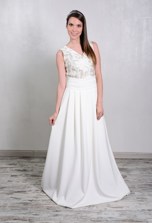 vestido de novia tienda madrid