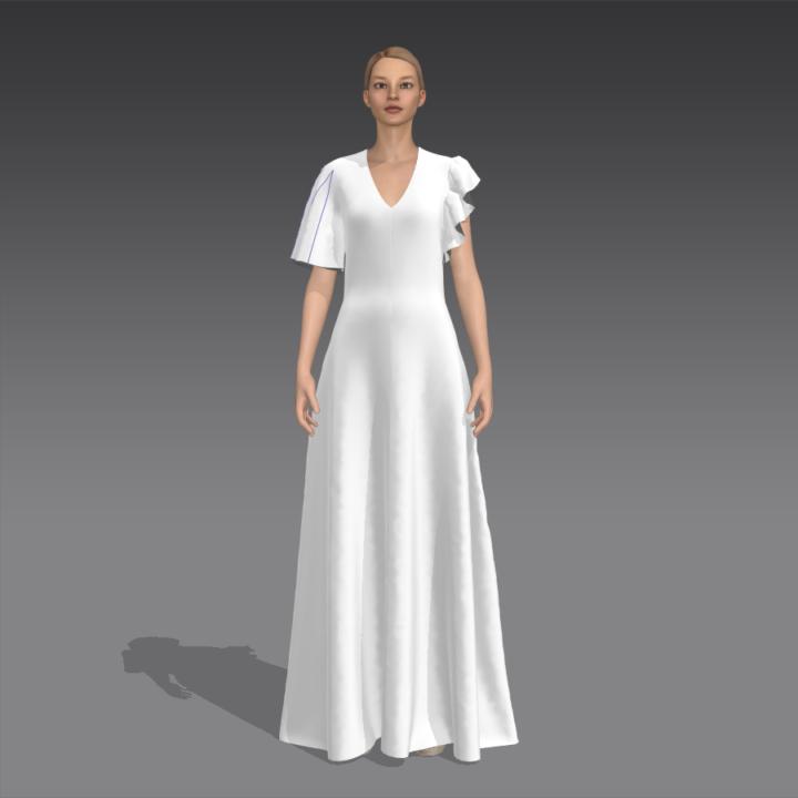 vestido de novia valerie moreau